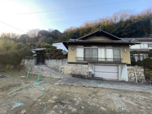 高須愛次郎の賃家